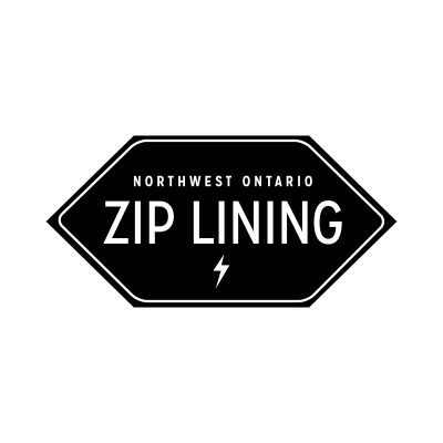 Zip Lining in Northwest Ontario
