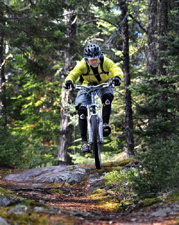 Mountain Biking in Thunder Bay