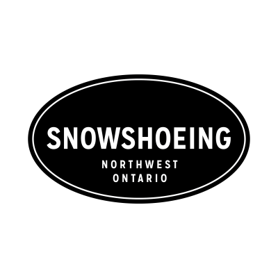 Snowshoeing in Northwest Ontario