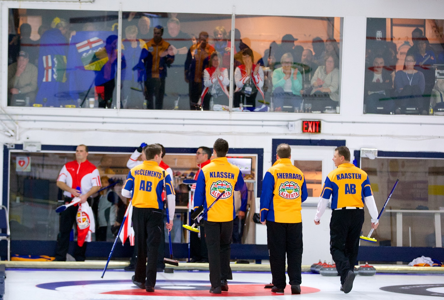 The Dominion Curling Club Championship, Thunder Bay, ON