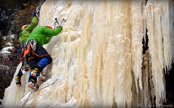 Photo by Aric Fishman - Outdoor Skills and Thrills