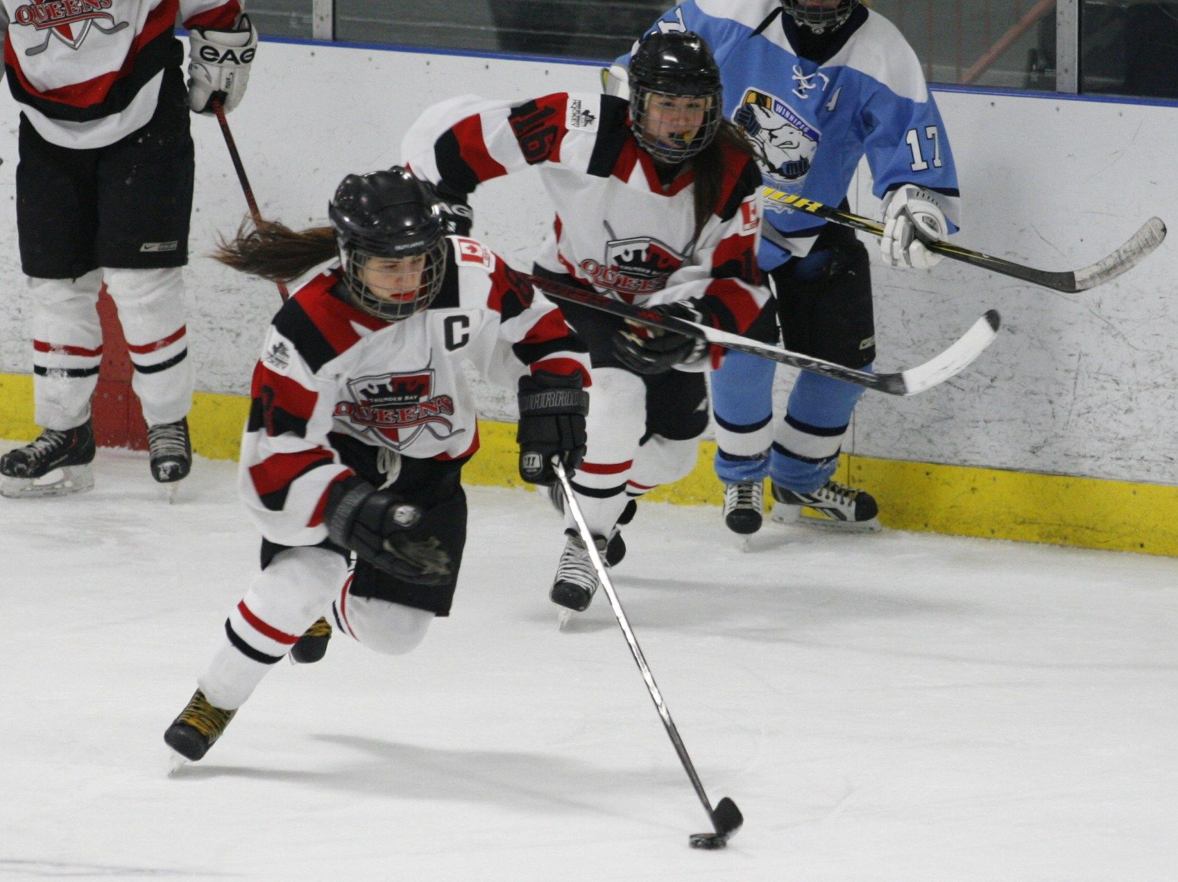 Ontario midget hockey player ratings