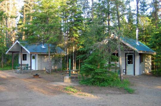 happy land campgrounds cabins